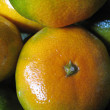 Fresh tangerine — Stock Photo #9854495