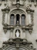 Catholic church in Peru — Stockfoto