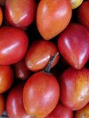 свежие красные фрукты — Стоковое фото