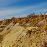 Sandy quarry — Stock Photo #8969882