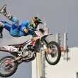 Freestyle motocross — ストック写真