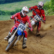 Russian Championship motocross motorcycles and ATVs - Stock Photo