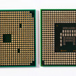 Laptop processors — Stock Photo #10483873