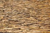 Dried straw background — Stock Photo