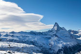 Zermatt mountains — Stock Photo