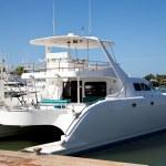 Catamaran — Stock Photo