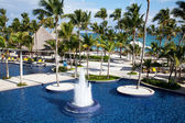 Hotel in punta cana 2 — Stock Photo