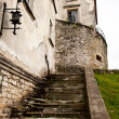 Ancient stairs — Stock Photo