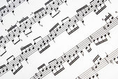 Music Sheet — Stock Photo