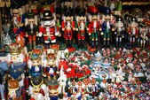 Army of Nutcrackers — Stock Photo