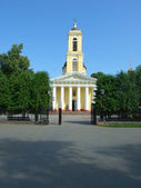 Peter and Pavel's Cathedral — Stock Photo