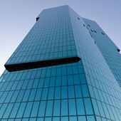 Prime Tower in Zurich — Stock Photo