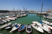 Port touristique de trani — Photo