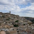 The Old city of Matera. — Stock Photo