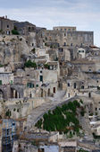 Detail of old city of Matera. — Stock Photo