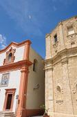Churches in Gallipoli — Stock Photo