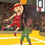 Постер, плакат: Basketball