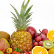Fresh tropical fruits - Stock Photo