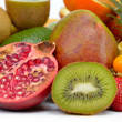 Exotic fruits — Stock Photo #10728412