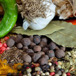 Colorful spices — Stock Photo #9037527