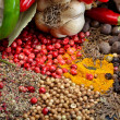 Colorful spices — Stock Photo #9037532