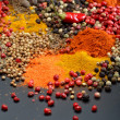 Colorful spices — Stock Photo #9037542