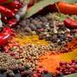 Colorful spices — Stock Photo #9037545