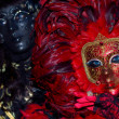 Carnival in Venice, Italy — Stock Photo
