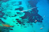 Seelandschaft — Stockfoto