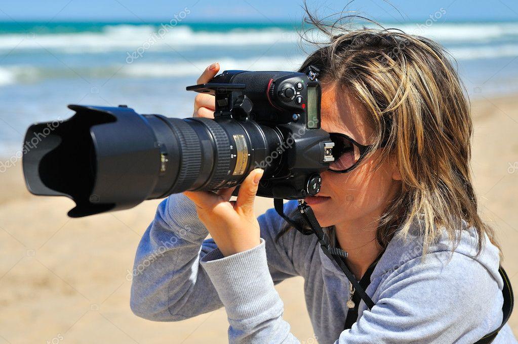 Как сделать фото с профессионального фотоаппарата 119