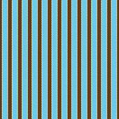 Seamless Aqua, Brown, & White Stripes Background Wallpaper — Stock Photo