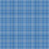 Seamless Blue & White Soft Plaid Background Wallpaper — Foto Stock