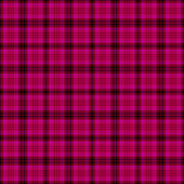 Seamless Deep Pink Tartan Plaid — Stock Photo
