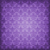 Shaded Purple Damask Background — Stock Photo