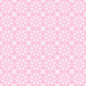Baby Pink & White Kaleidoscope — Stock Photo