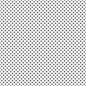 Seamless Black & White Dots — Stock Photo