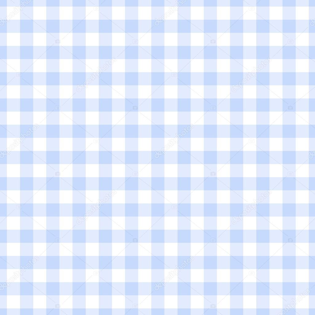 Kitchen Wallpaper Blue And White Check