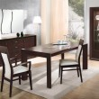 Dining room for two — Stockfoto