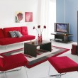 Living room — Stock Photo #10592006