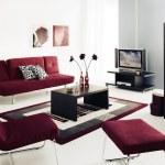 Modern living room — Stock Photo #10592012