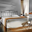 Classic bedroom — Stock Photo