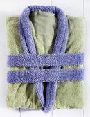 浴袍 — 图库照片
