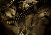 Army pants — Stock Photo