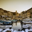 Architecture of Hvar - Stock Photo
