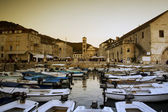 Architecture of Hvar — Stock Photo