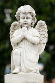 Angel statue — Stock Photo