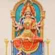 Hindu Goddess Durga - Stock Photo