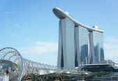 Sandz kasino singapur — Stockfoto