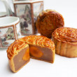 Traditional Mooncake — Stock Photo