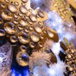 Stock Photo: Christmas decoration detail